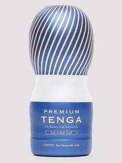 TENGA Premium Air Flow Cushion Onacup, Blue, hi-res