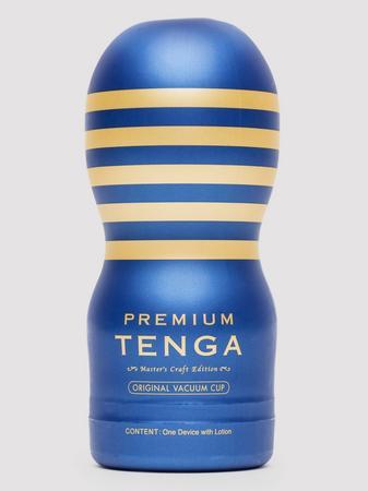 TENGA Premium Original Vacuum Deep Throat Onacup