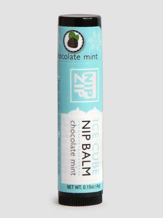 Sensuva Ice Cube Chocolate Mint Flavoured Cooling Nipple Balm 4g