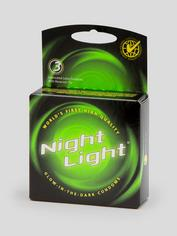 Love Light Glow In The Dark Condoms (3 Pack), , hi-res