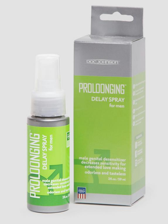 Doc Johnson Proloonging Delay Spray 2 fl. oz, , hi-res