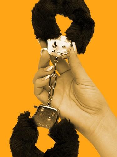 Handcuffs---Fluffy