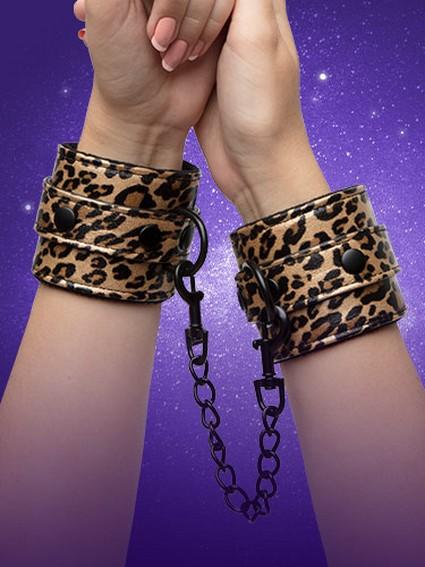 Nav-OCT--Bondage---Leopard-Cuffs_1