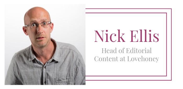 Nick Ellis headshot