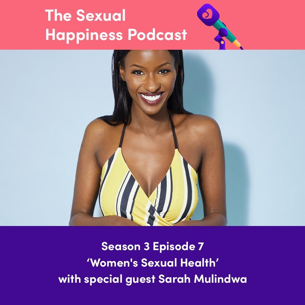 Lovehoney Podcast S3E7 Sarah Mulindwa